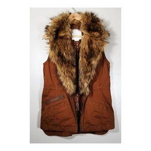 Hei Hei • Faux Fur Vest